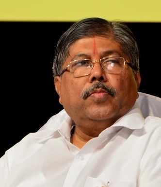 Chandrakant Patil is new Maharashtra BJP chief