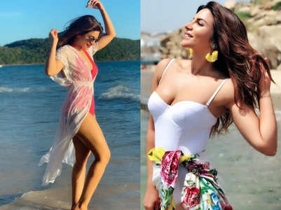 Shama Sikander's beach fashion is two things