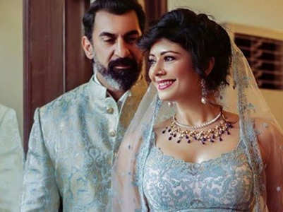 Pics: Pooja-Nawab close-knit wedding ceremony