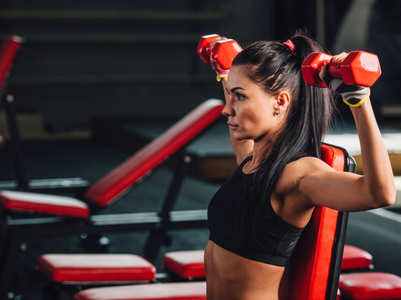 Study reveals why most women avoid going to the gym!