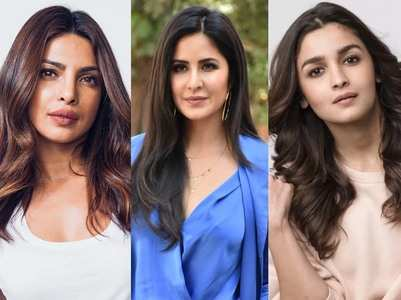 Priyanka and Alia wish Katrina on her birthday