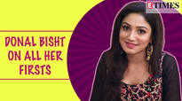 All My Firsts Ft. Donal Bisht |Dil Toh Happy Hai Ji| |Exclusive|