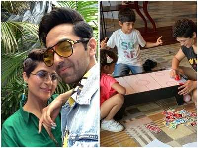 Tahira plans a surprise for hubby Ayushmann