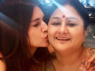 Kriti Sanon's mother reveals what will be her reaction if Kriti Sanon opts for a live-in relationship