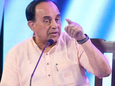 Subramanian Swamy calls for terminating Rajya Sabha