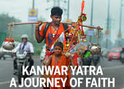 Kanwar Yatra kicks off: A look at what it entails