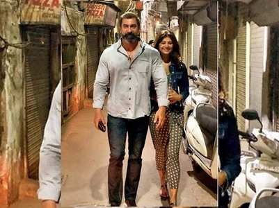 Nawab Shah and Pooja Batra's epic love story