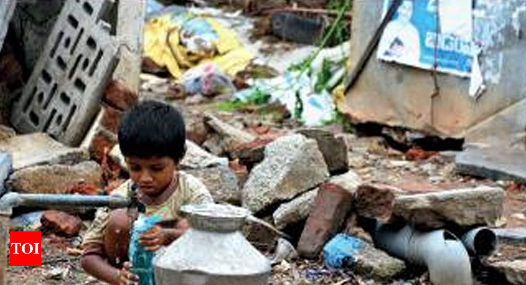 25 lakh homes in Gujarat don't have piped water: Government