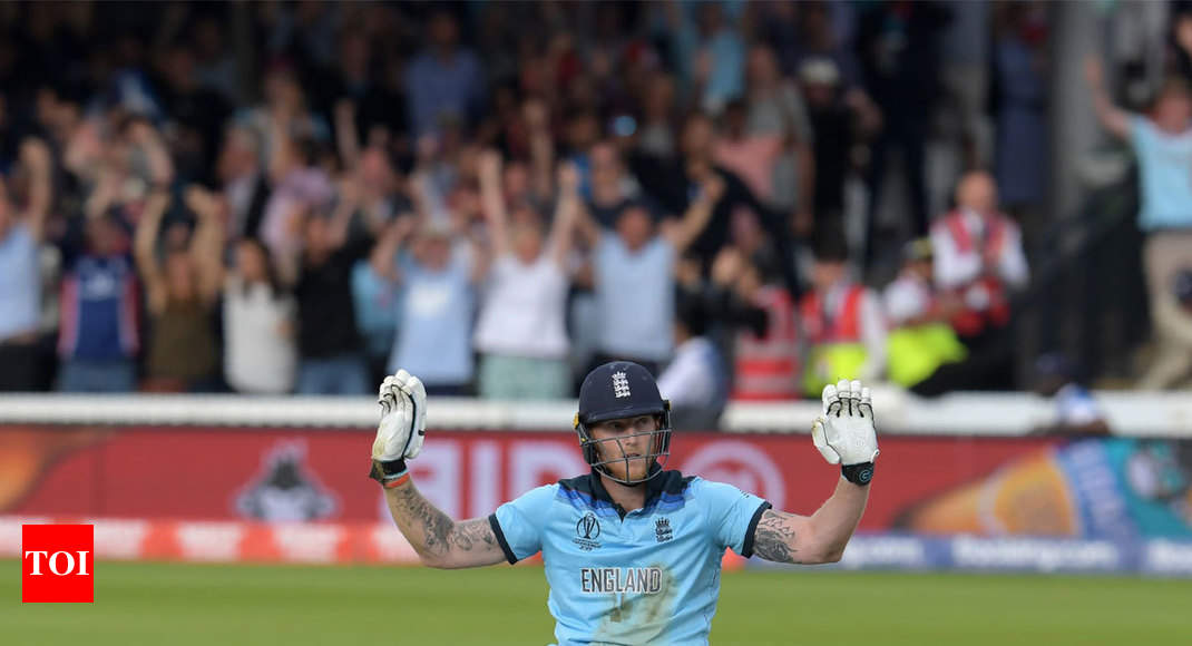 Ben Stokes asked umpire to not award England match changing four overthrows in World Cup final, says James Anderson -