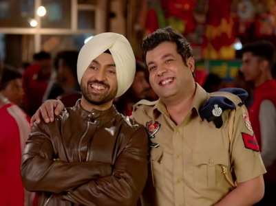 Watch: 'Arjun Patiala' new song 'Sip Sip'