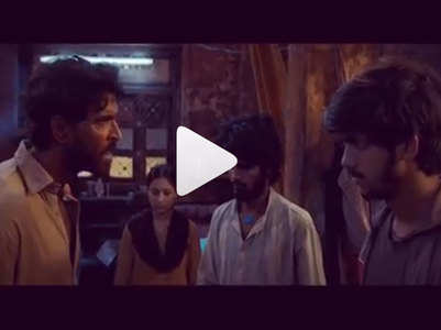 Hrithik posts intense scene from 'Super 30'