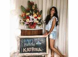 Pic: Katrina thanks fans for birthday wishes