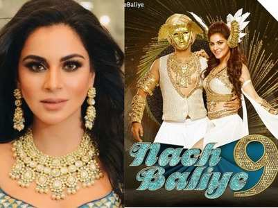 Shraddha reacts to quitting Nach Baliye