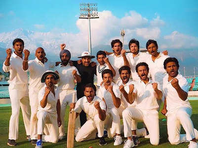 Video: Ranveer & team '83's' practice session