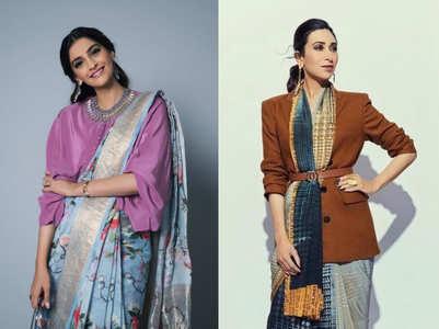 6 modern and stylish ways to wear a sari