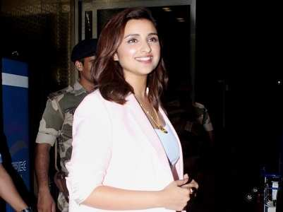 Parineeti jets off to the US for PC's B'day