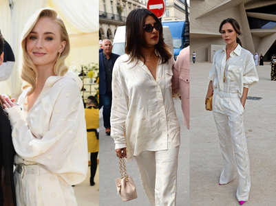 Priyanka, Victoria and Sophie wore the same outfit: Who wore it better?