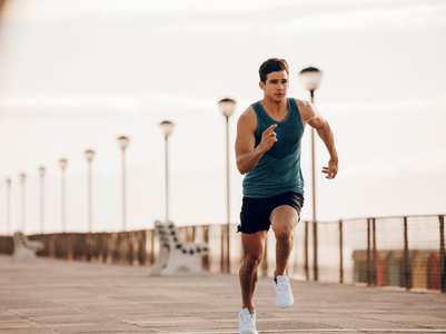 Sprint workouts to burn heavy calories