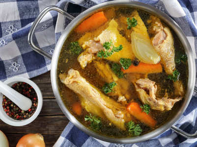 Does the bone broth diet really work for weight loss?