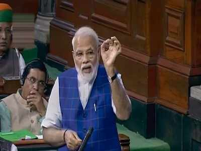 PM Modi meets BJP MPs in 47-56 age group over breakfast