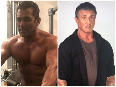 Sylvester praises Salman's THIS video