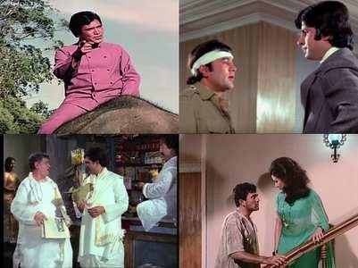 Seven iconic roles of Rajesh Khanna
