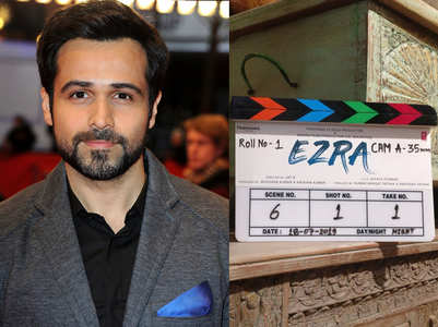Emraan Hashmi kick-starts shooting for 'Ezra'