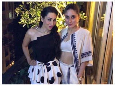 Checkout Karisma & Kareena's family vacation