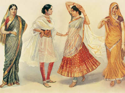 The history of sari: The nine yard wonder