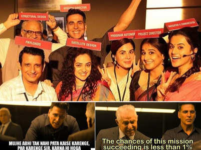 Akshay's 'Mission Mangal' kicks off meme fest