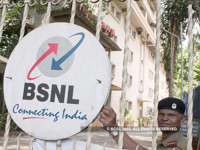 BSNL has a market share of 10.72 per cent as on March 31, 2019, including 9.96 per cent in mobile wireless technology.