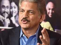 Anand Mahindra has a 'jugaad' for an eco-friendly parking!