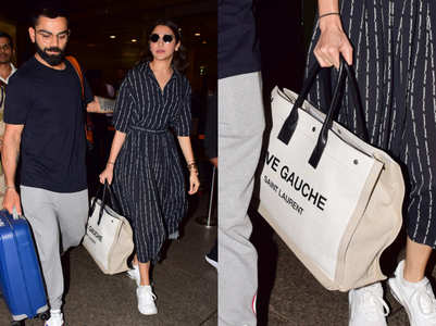 Guess the price of Anushka Sharma's bag
