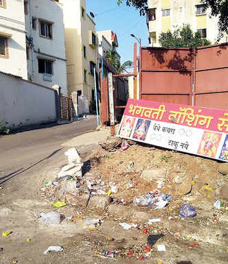 'Divine intervention' by PCMC staff sparks fear of more illegal shrines