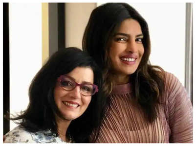 Priyanka's mother-in-law calls her THIS