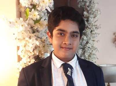 Child actor Shivlekh dies in road accident