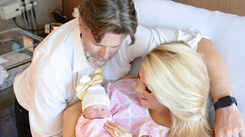 Gretchen Rossi shares adorable pictures of newborn daughter Skylar