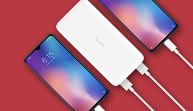 Xiaomi launches first Redmi series power banks in China