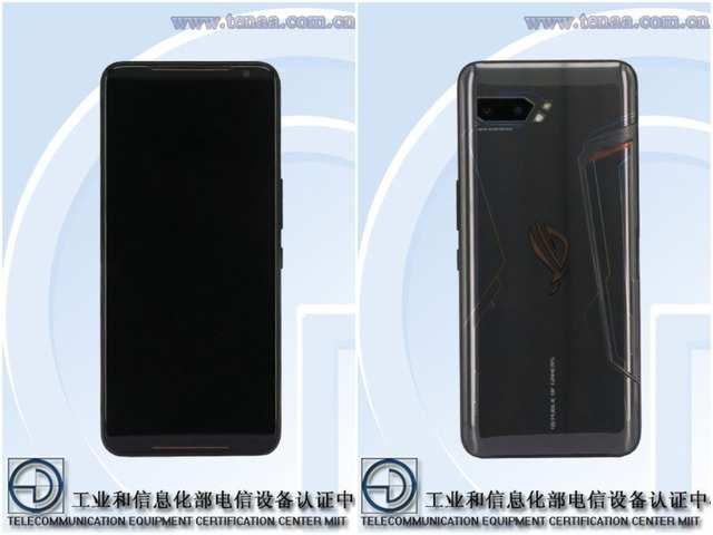 Asus ROG Phone 2 gaming phone gets listed on TENAA