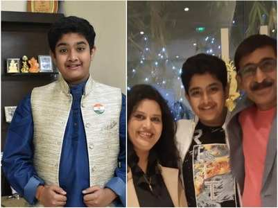 Child actor Shivlekh Singh's unseen pics