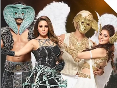 Look at the new twists in Nach Baliye