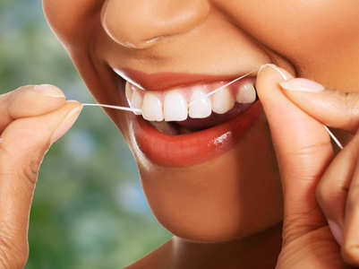 Do you floss every day?