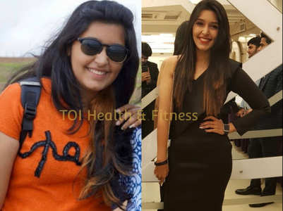 Weight loss story: This girl lost 27 kilos by following Keto diet! Know her complete diet plan