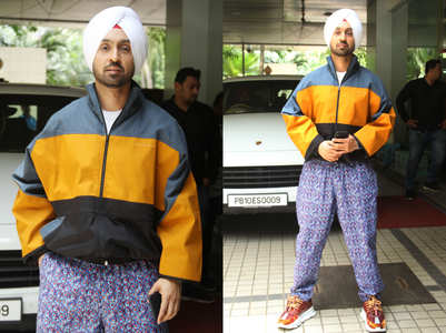 Guess the price of Diljit Dosanjh's sneakers?
