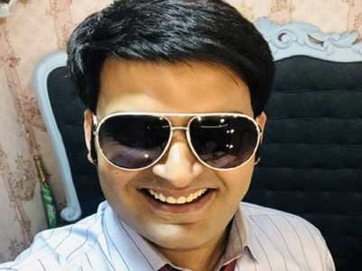 Kapil Sharma sports a clean-shaven look