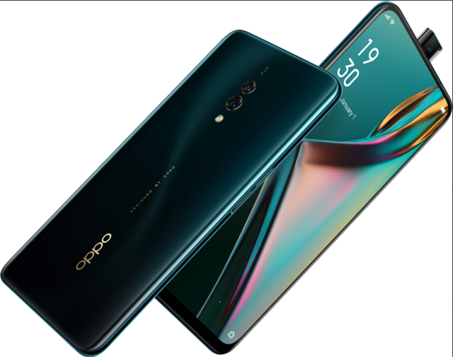 Oppo K3 launched in India, takes on Realme X: Price, specs and more