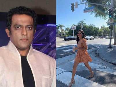 Katrina reacts to Anurag Basu's meme on her