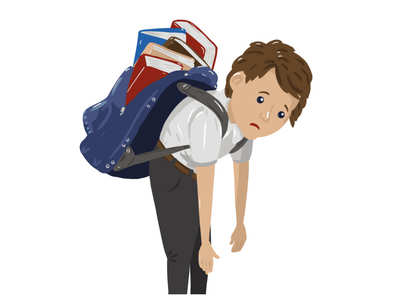 Are heavy school bags really harmful for your kids?