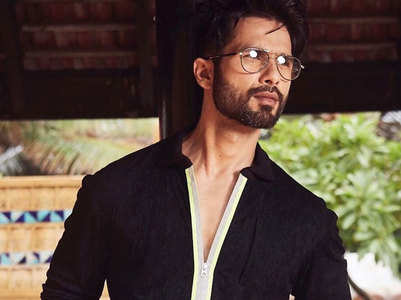 Shahid about his character in 'Kabir Singh'