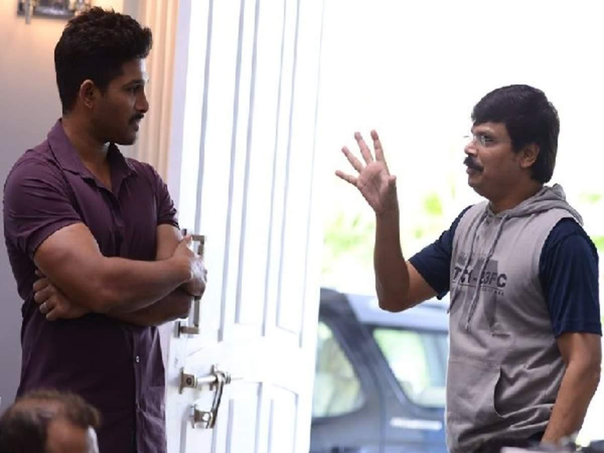 Allu Arjun and director Boyapati Srinu to team up again? | Telugu Movie News - Times of India